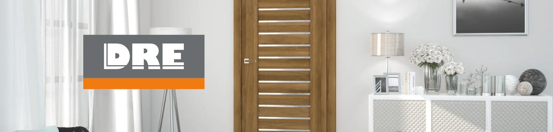 Drzwi DRE baner