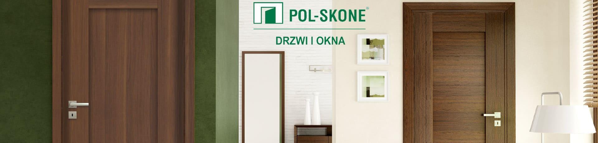 Drzwi POL-SKONE baner