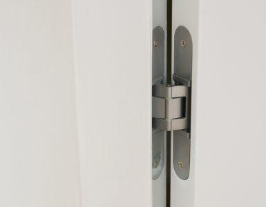 Stainless door hinges